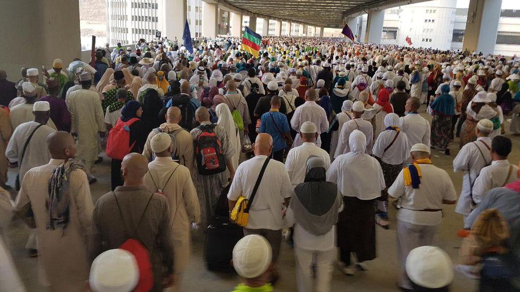 Sarat Teknologi di Pelaksanaan Haji 2017