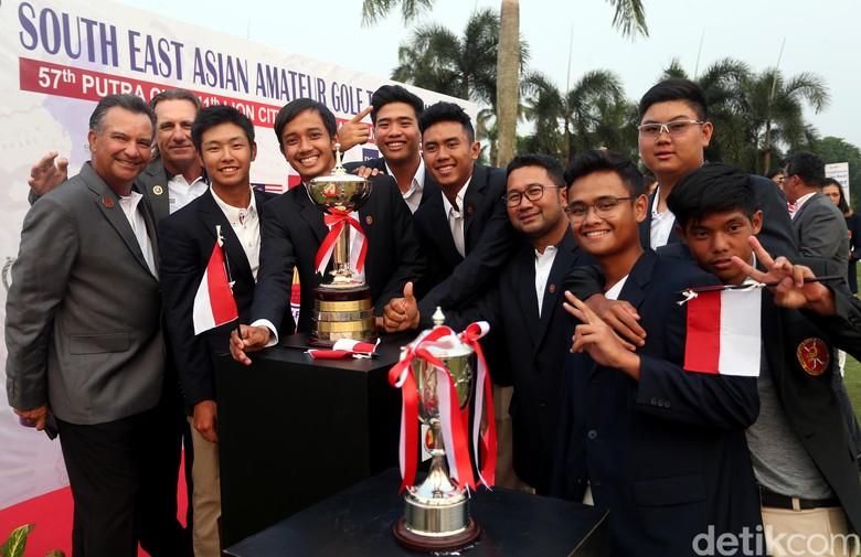 Indonesia Tuan Rumah SEAATGC 2017
