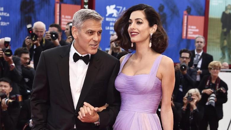 Tampil Menawan, George Clooney dan Istri Saling Puji Penampilan/ Foto: Getty Images