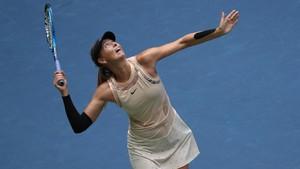 Sharapova Dihentikan Petenis Latvia