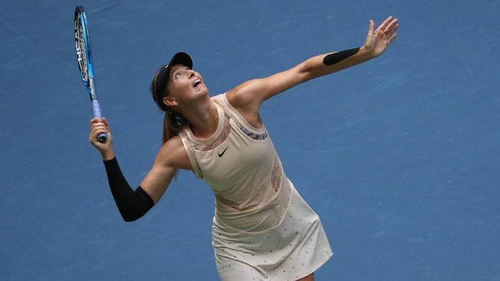 Maria Sharapova (Geoff Burke-USA TODAY Sports)