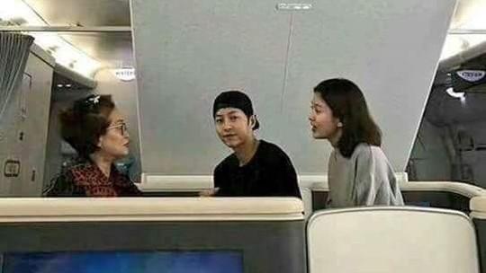 Song Joong Ki dan Song Hye Kyo ke LA, Prewedding atau Liburan?