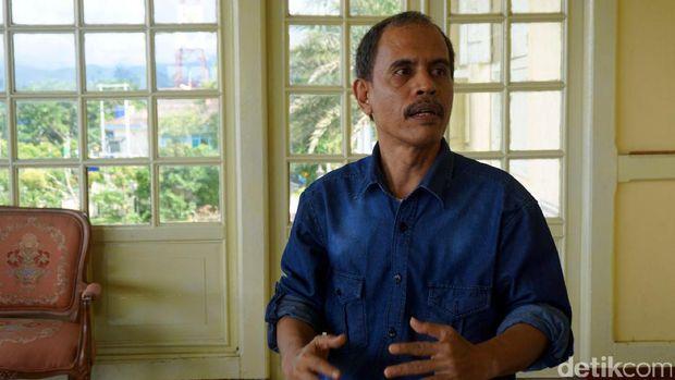 Hidayat Mudaffar Syah (Wahyu/detikTravel)