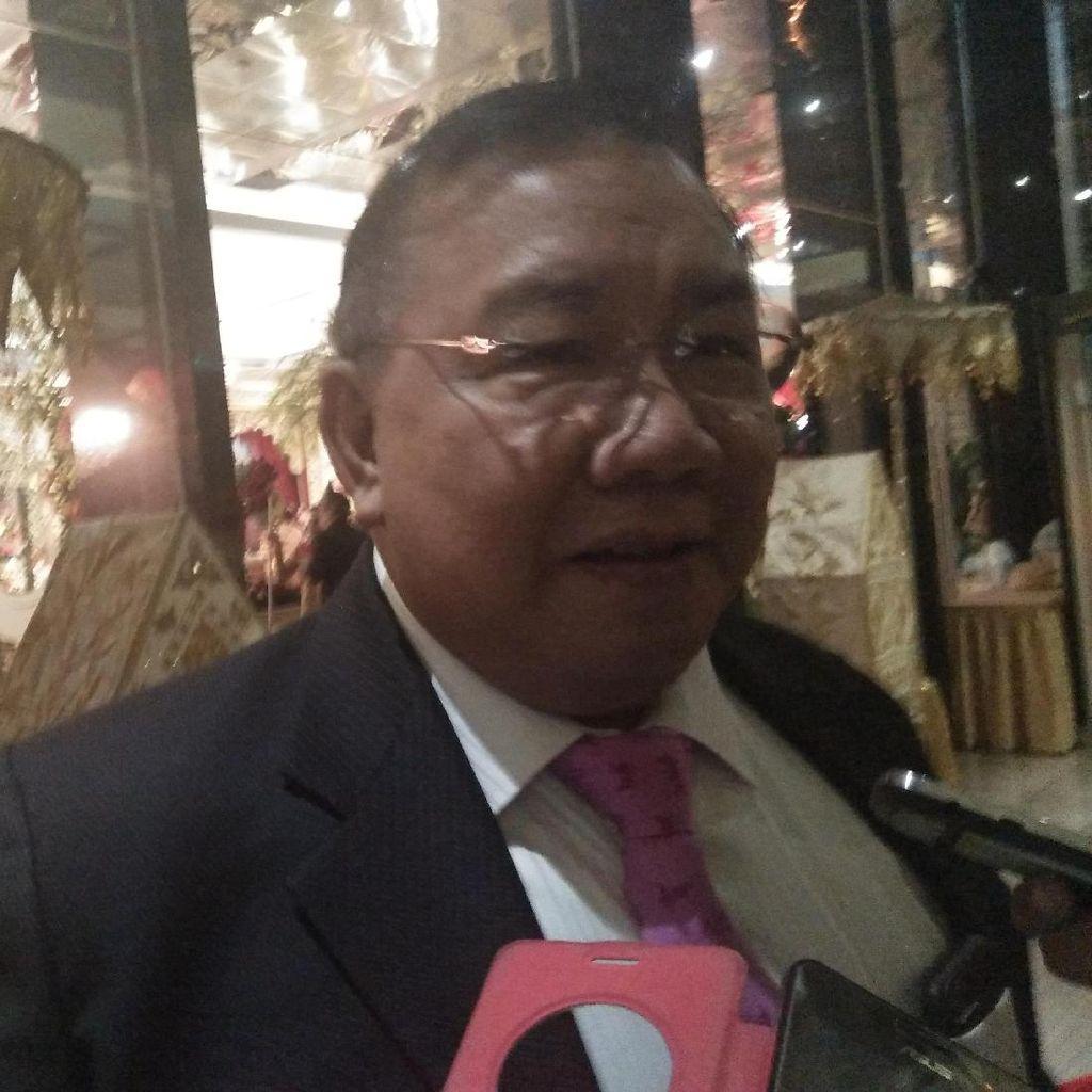 Anggota DPR F-Gerindra Tak Percaya Ruangannya Kena Peluru Nyasar
