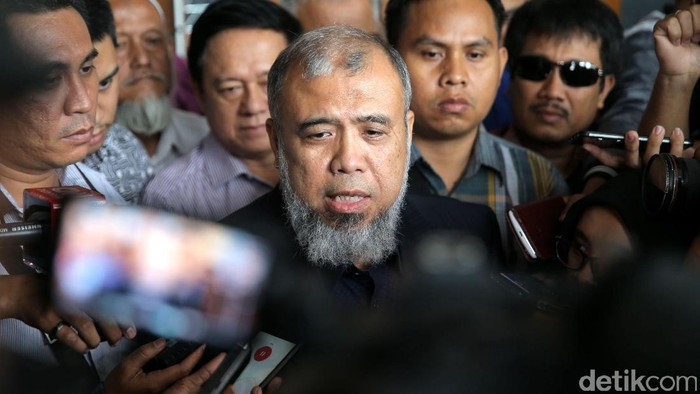 Patrialis Akbar (Foto: Agung Pambudhy)