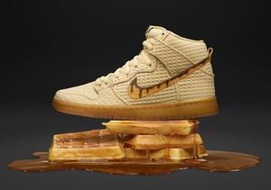 Yuk, Intip Deretan <i>Sneakers</i> Kece Bertema Pizza, Waffle hingga Macaron!