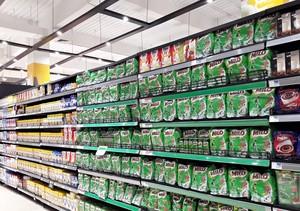 Promo Sereal dan Susu di Transmart dan Carrefour