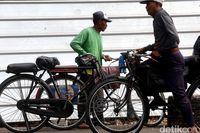 Prediksi Masa Depan Ojek Sepeda Ontel