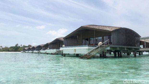 Maldives Status Darurat, Bagaimana Aktivitas di Resor Mewahnya?