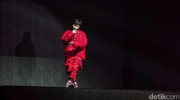 Aksi G-Dragon Panaskan Jakarta
