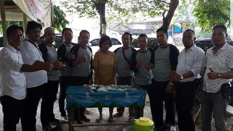 Jadi Bandar Togel, Nenek di Prabumulih Dicokok Polisi
