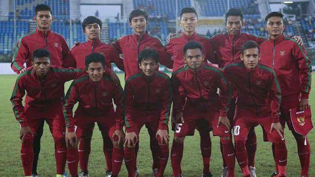 Timnas Indonesia U-19 bakal menghadapi Thailand di semifinal Piala AFF U-18. (
