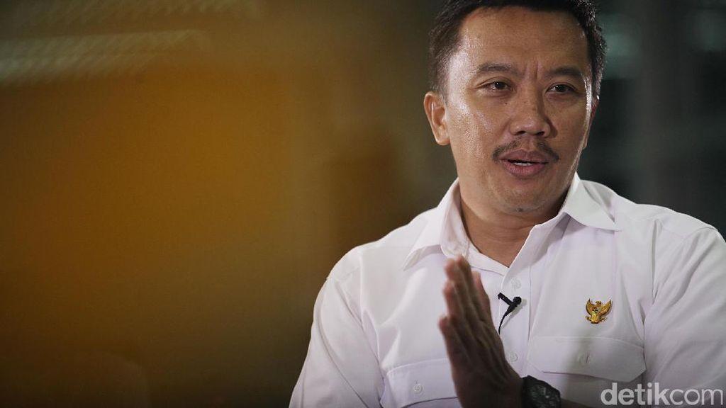 La Nyalla Tagih Utang PSSI, Menpora: Akan Difasilitasi dan Bantu
