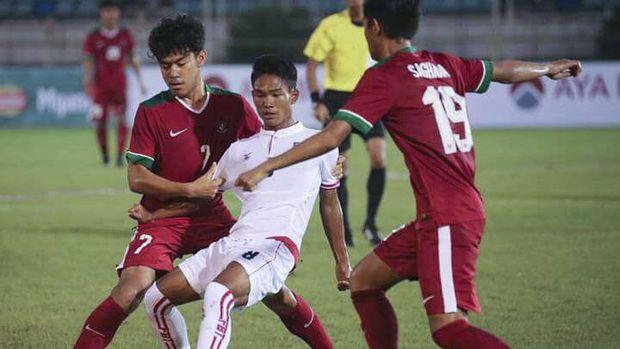 Suntikan Motivasi Evan Dimas Buat Timnas U 19 Di Myanmar