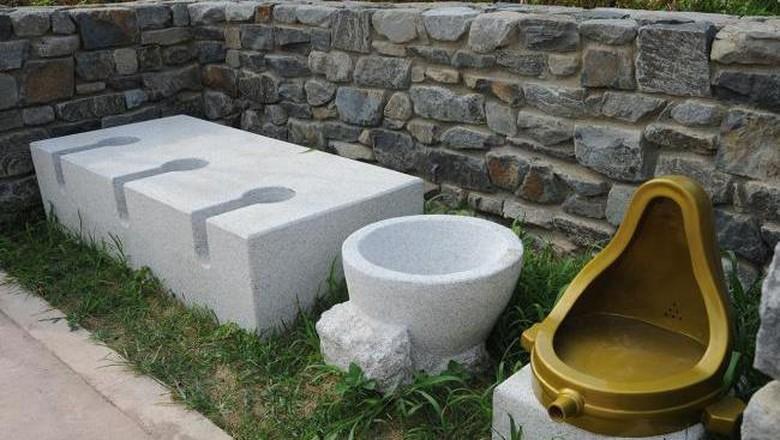 Museum Toilet Raksasa di Korea  Selatan(Haewoojae)