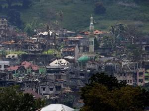 Filipina Pastikan 2 Pemimpin Militan Pro-ISIS di Marawi Tewas