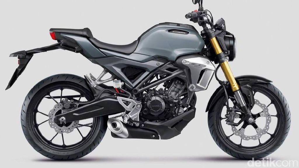 Soal CB150R ExMotion, Honda: Pasarnya Kecil