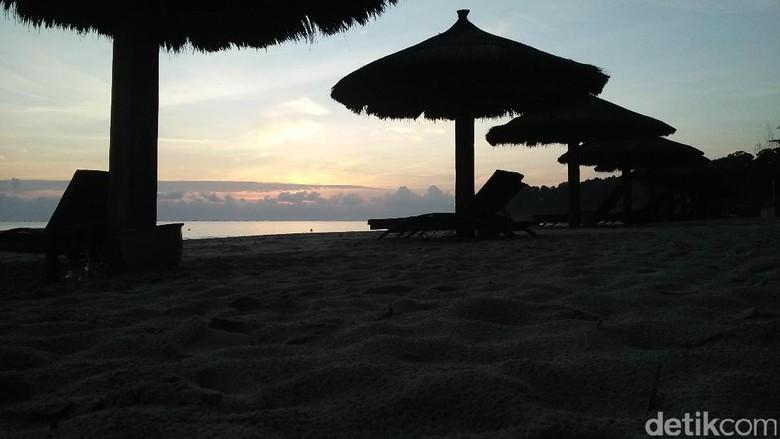 Sunrise di Bintan (Bonauli/detikTravel)