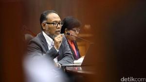 BW Minta KPK Juga Fokus Usut Pihak yang Sempat Sembunyikan Novanto