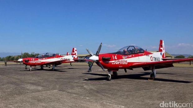 Jangan Lupa! Besok Ada Akrobat Pesawat di Pantai Losari Makassar