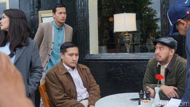 Arie Untung Syuting 'AAC 2', Ponsel Hilang hingga Kisahnya Gantikan Acho