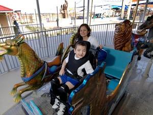 Keren! Taman Rekreasi Khusus untuk Penyandang Disabilitas