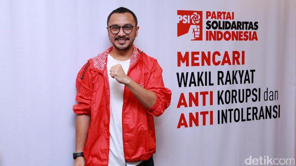 Jika Tak Lolos ke Senayan, Apa yang Dilakukan Giring?