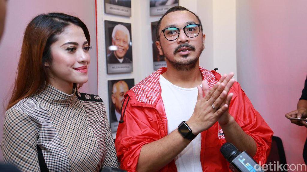 Liburan ke Bali, Cynthia Riza Kenang Gerak Cepat Giring Nidji saat Kenalan