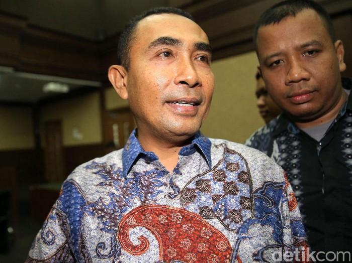 Samsu Umar (Agung Pambudhy/detikcom)