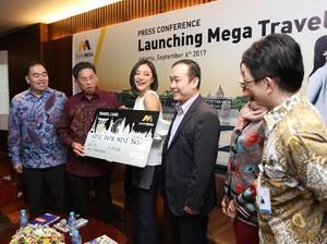 Mega Travel Card, Kartu Sakti Buat Traveling ke Luar Negeri