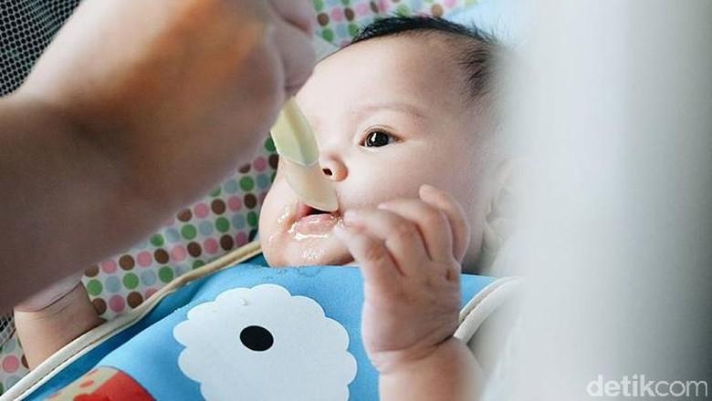 Memberi Makan Anak Pun Ada Nilai Pembelajarannya, Lho/ Foto: dok.HaiBunda