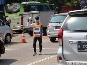 Jelang Akhir Oktober, Pembayaran Non Tunai di Gerbang Tol Capai 80%