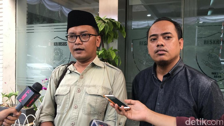 Diperiksa Polda, Guntur Klarifikasi Sangkaan Jonru soal Uang ke PBNU