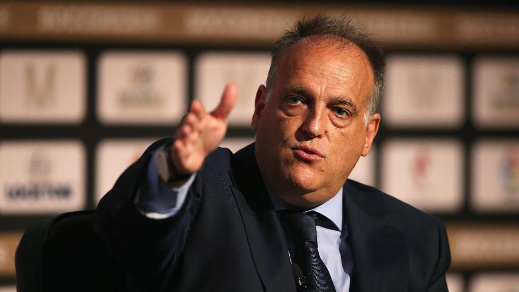 Bos LaLiga Heran Barcelona Belum Mundur dari European Super League