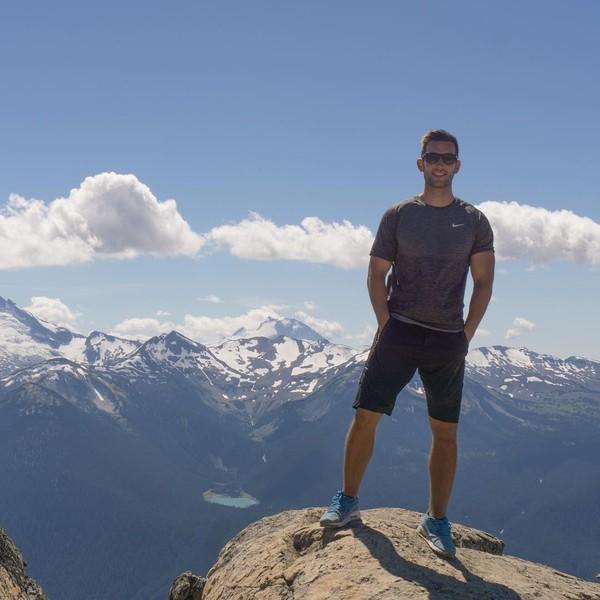 Foto ini saat Phil berkunjung ke Snoqualmie Pass, Washington pada Mei tahun lalu (@phil.duncan/Instagram)