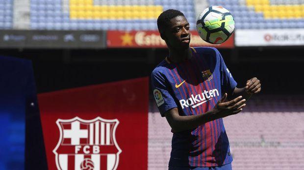 Transfer Ousmane Dembele membuat Borussia Dortmund marah.