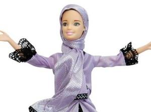 Ini Barbie Muslim Pertama yang Berhijab & Bisa Baca Al Quran