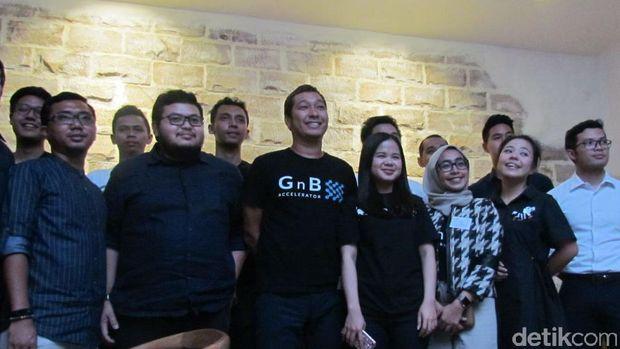 Gembleng Startup, Program GnB Accelerator Gaet Google