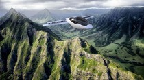 Startup Mobil Terbang Disuntik Dana Rp 1,2 Triliun