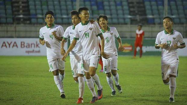 Timnas Indonesia dinilai Eduard Tjong tampil trengginas di Piala AFF U-18. (