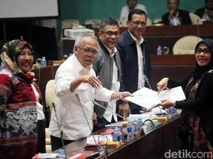 Anggaran 2018 Disetujui, Kementerian PUPR Mulai Lelang Proyek November 2017