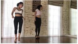 High heels biasa digunakan untuk mempercantik penampilan. Namun siapa sangka, high heels juga bisa dimanfaatkan sebagai sarana olahraga.