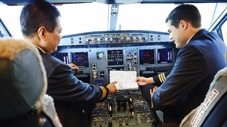 Lakukan 5 Cara ini Jika Anda Takut Naik Pesawat