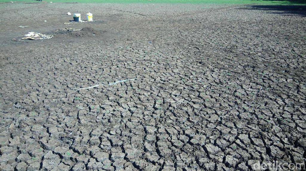 Atasi Kekeringan di Gunungkidul, BPBD Ambil Air di Wonogiri