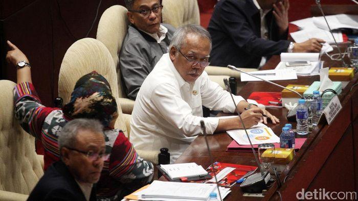 Basuki Hadimuljono (Foto: Lamhot Aritonang)