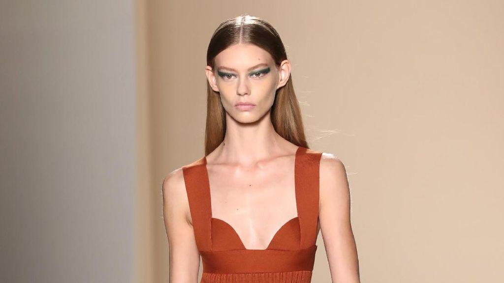 Pesona Ondria, Top Model yang Pernah Jadi Kontroversi karena Sangat Kurus