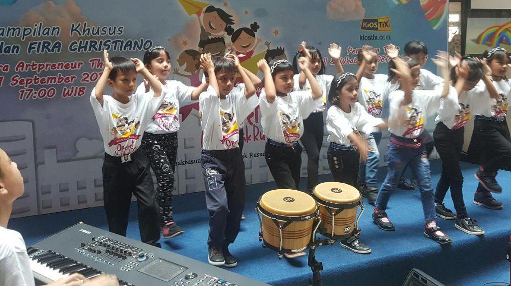 Teater, Pilihan Hiburan yang Bisa Dikenalkan ke Anak