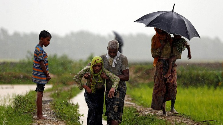 DK PBB Akan Kembali Gelar Sidang Bahas Kekerasan terhadap Rohingya
