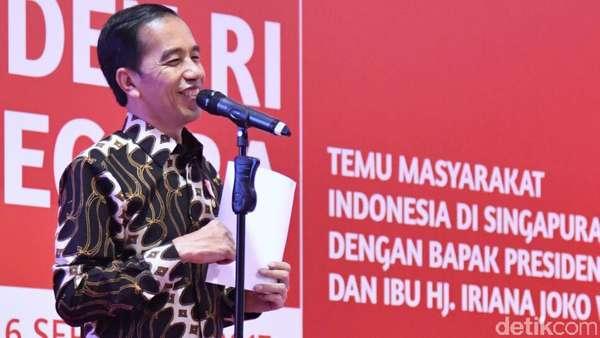 Pansus Angket KPK Ingin Bertemu, Jokowi: Jangan Bawa-bawa ke Saya!