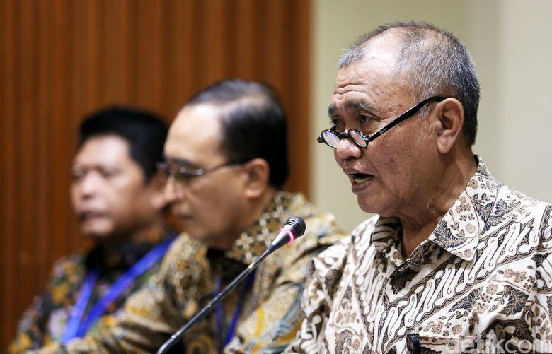 KPK Tangkap Tangan Detail: KPK Tangkap 5 Orang Dalam OTT Di Banjarmasin